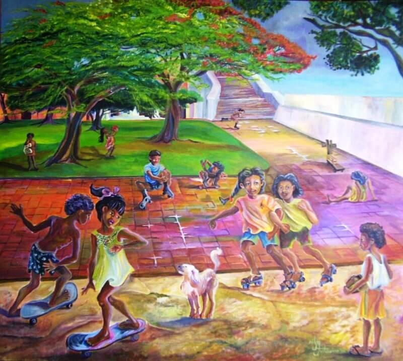 Los Niños De La Calle Nilsajustavino
